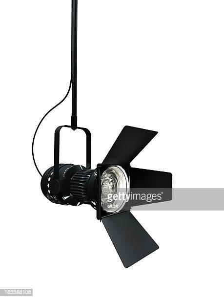 Black Bühnenscheinwerfer