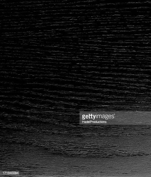 Black stained wood background