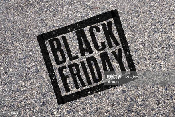 Black Stamp - Black Friday