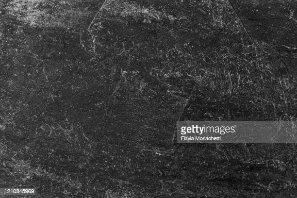black stone texture - granite stock pictures, royalty-free photos & images