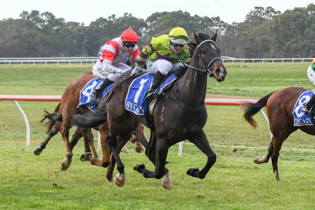 AUS: Casterton Racing Club Race Meeting