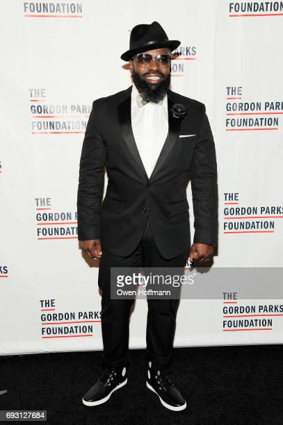 Black Thought of The Roots attends the Gordon Parks Foundation Awards Dinner Auction at Cipriani 42nd Street on June 6 2017 in New York City