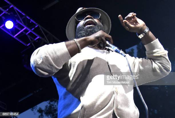Black Thought of The Roots performs during BottleRock Napa Valley on May 28 2017 in Napa California