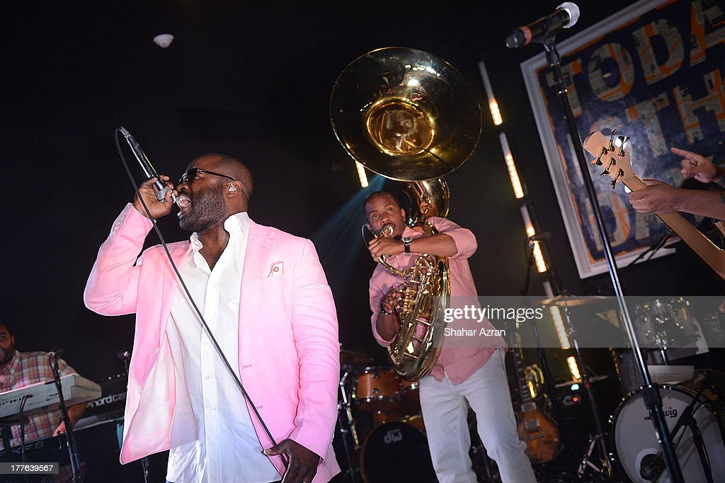 Black Thought Performs at the 4th Annual Apollo In The Hamptons Benefit on August 24, 2013 in East Hampton, New York.