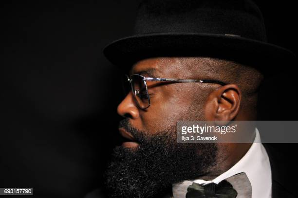 Black Thought poses during 2017 Gordon Parks Foundation Awards Gala at Cipriani 42nd Street on June 6 2017 in New York City