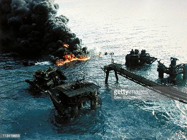 Black Tide The Gulf The Bombing Of Sea Island Terminal On January 28Th1991