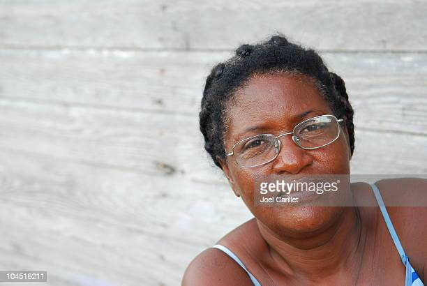 Black Woman in the Caribbean