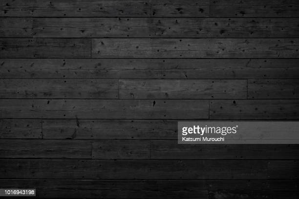 black wood texture background - black stock pictures, royalty-free photos & images