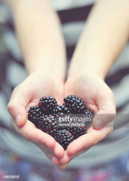 Blackberries for you..
