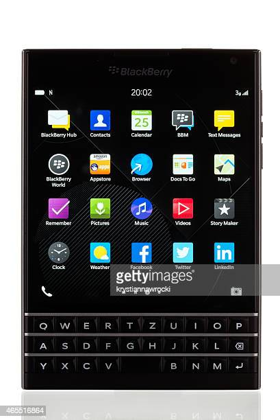 Blackberry-Passport Produktbild