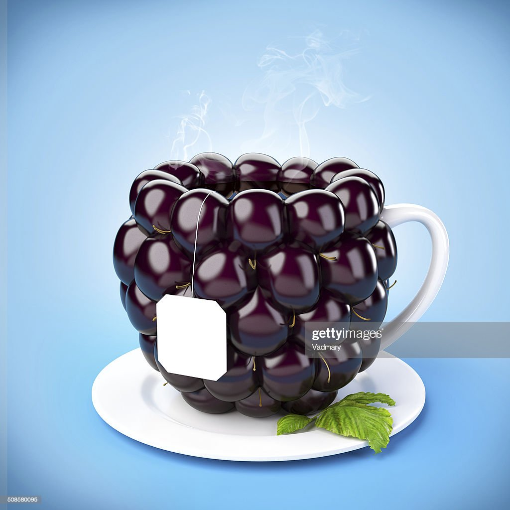 Blackberry : Stock Photo