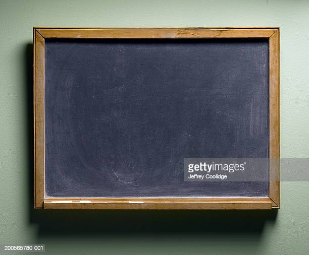 Blackboard, close-up