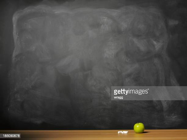 Blackboard in the Classroom