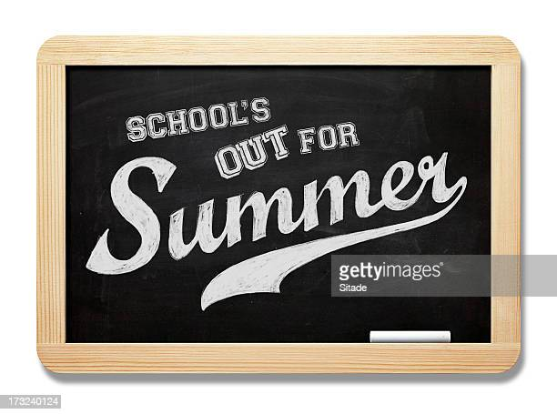 Blackboard With Clipping Path