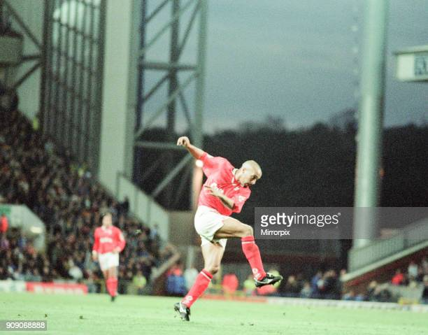Blackburn Rovers 0-0 Middlesbrough, Premier league match at Ewood Park, Thursday 8th May 1997.