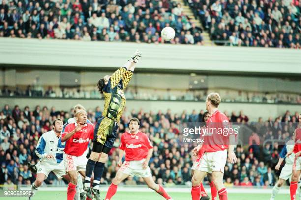 Blackburn Rovers 00 Middlesbrough Premier league match at Ewood Park Thursday 8th May 1997
