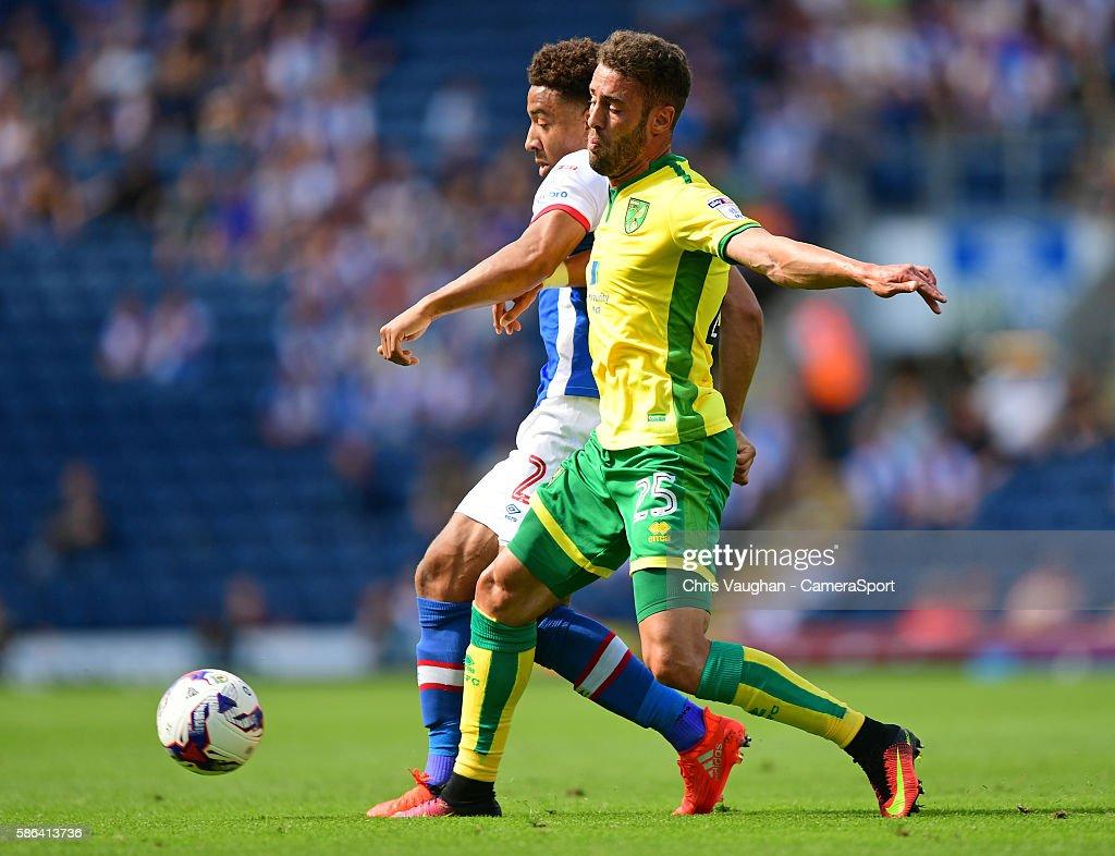 Blackburn Rovers v Norwich City - Sky Bet Championship
