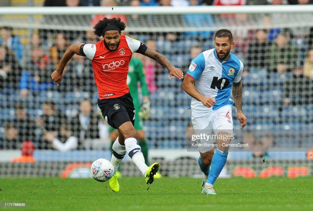 Blackburn Rovers v Luton Town - Sky Bet Championship : News Photo