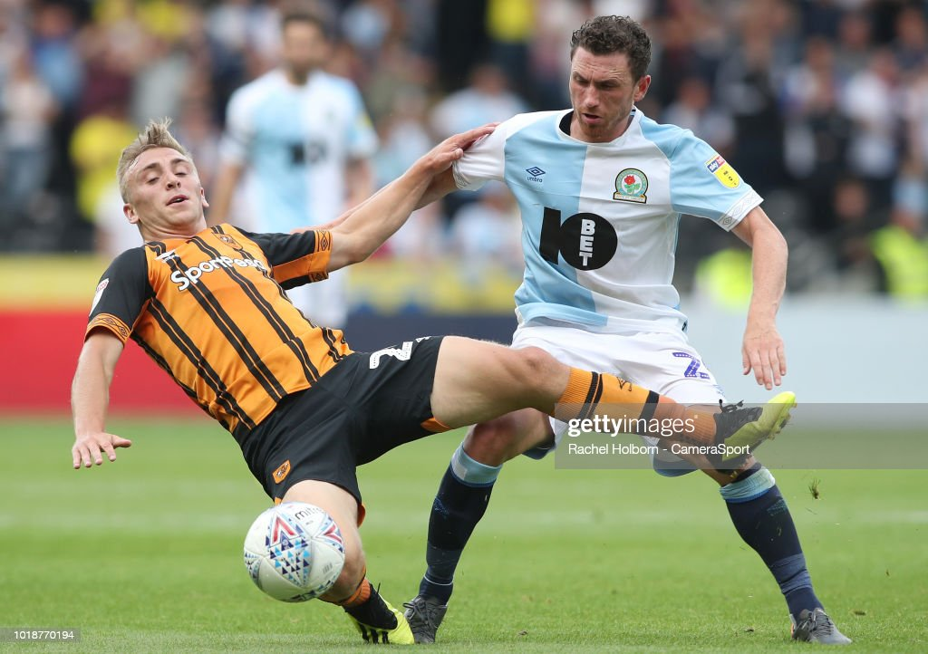 Hull City v Blackburn Rovers - Sky Bet Championship