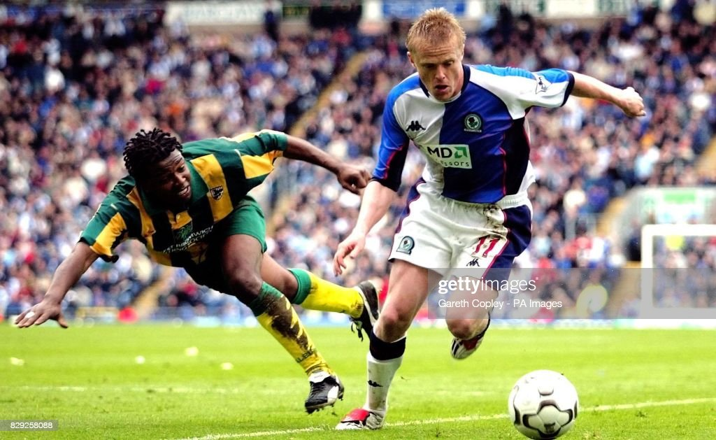Blackburn Rovers v West Bromwich Albion : News Photo