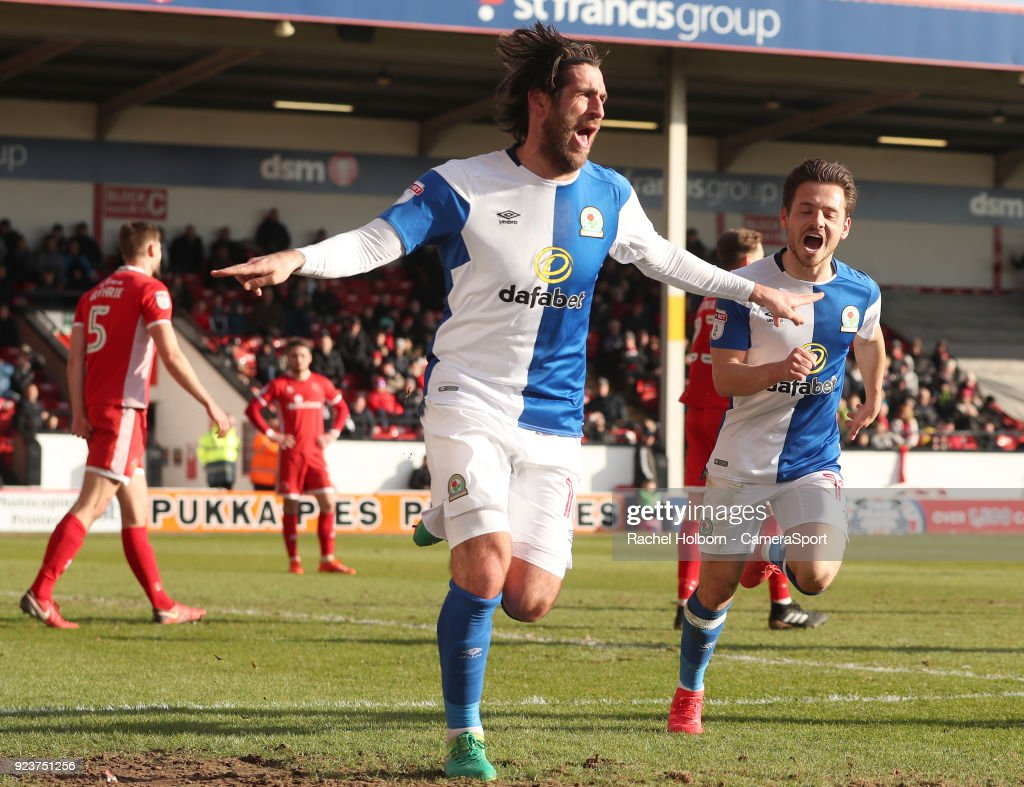 Walsall v Blackburn Rovers - Sky Bet League One