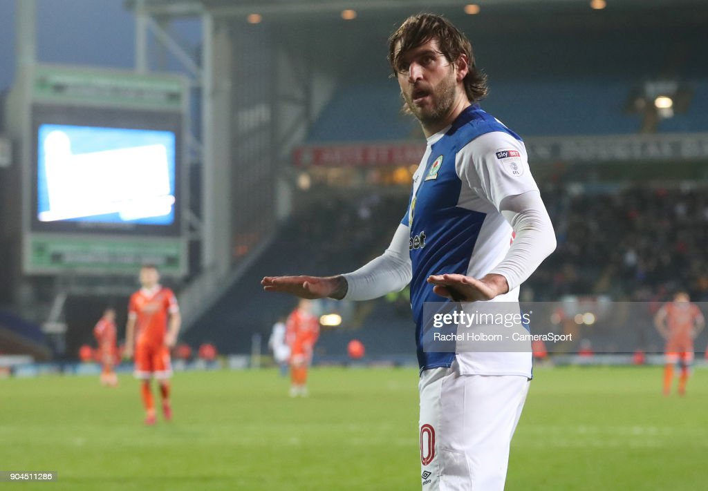 Blackburn Rovers v Shrewsbury Town - Sky Bet League One
