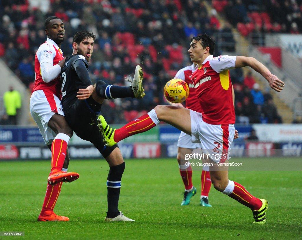 Rotherham United v Blackburn Rovers - Sky Bet Championship