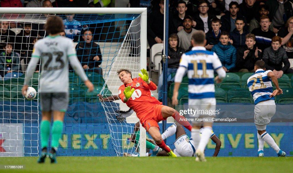 Queens Park Rangers v Blackburn Rovers - Sky Bet Championship : News Photo