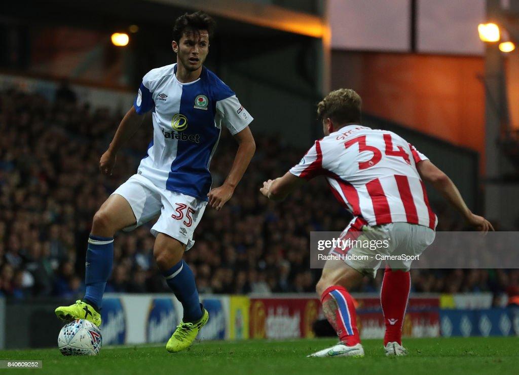 Blackburn Rovers v Stoke City U23s - Checkatrade Trophy : News Photo