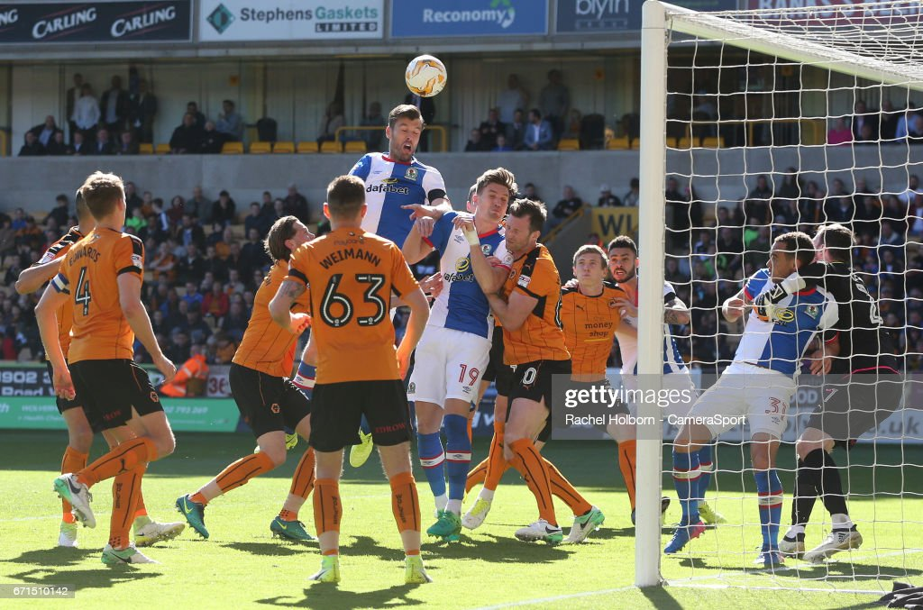 Wolverhampton Wanderers v Blackburn Rovers - Sky Bet Championship
