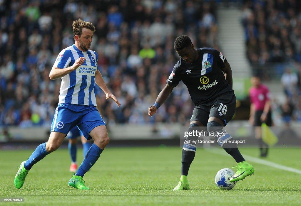 Brighton & Hove Albion v Blackburn Rovers - Sky Bet Championship