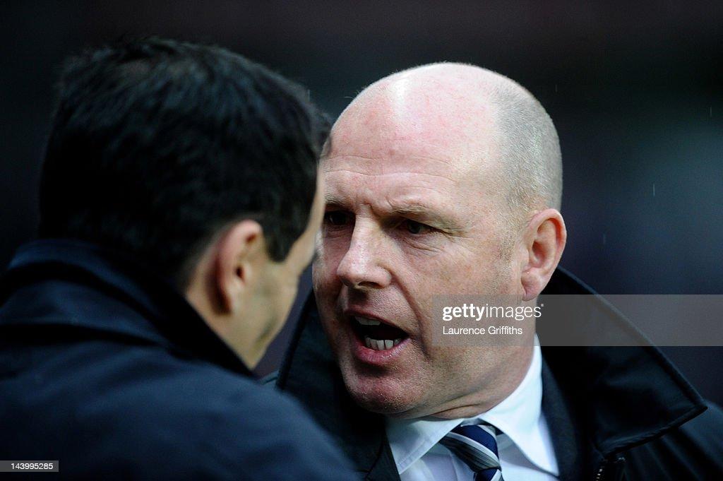 Blackburn Rovers v Wigan Athletic - Premier League : News Photo