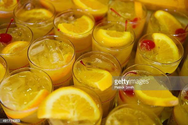 BlackEyed Susans the official drink of the preakness are offered for sale prior to the 139th running of the Preakness Stakes at Pimlico Race Course...