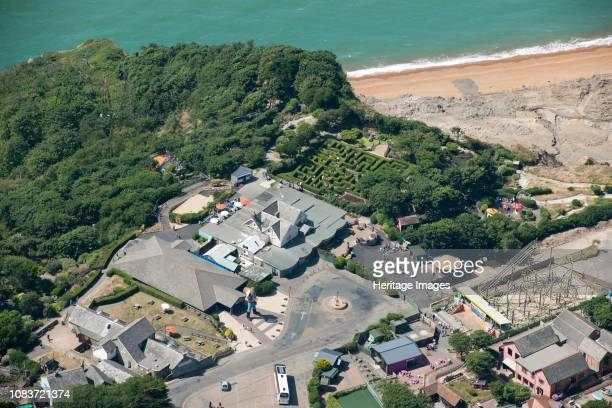 Blackgang Chine Isle of Wight 2014 Blackgang Chine is the oldest amusement park in the UK possibly dating to May 1843 Artist Historic England Staff...
