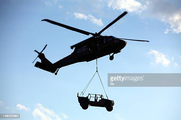 Blackhawk UH-60 Helicopter