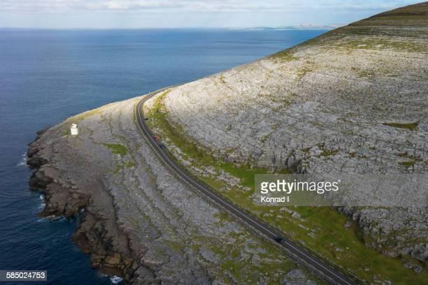Blackhead Lighthouse, the Burren
