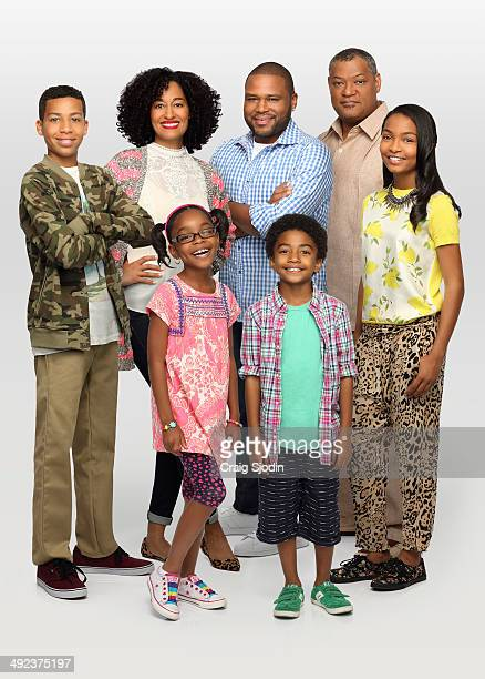 ISH 'Blackish' stars Marcus Scribner as Andre Jr Tracee Ellis Ross as Rainbow Marsai Martin as Diane Anthony Anderson as Dre Miles Brown as Jack...