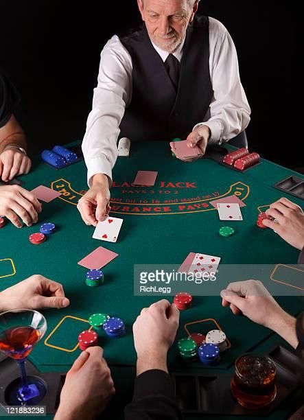 Blackjack-Händler