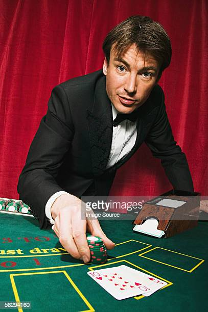 Blackjack dealer
