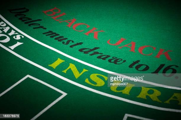 Table de black jack