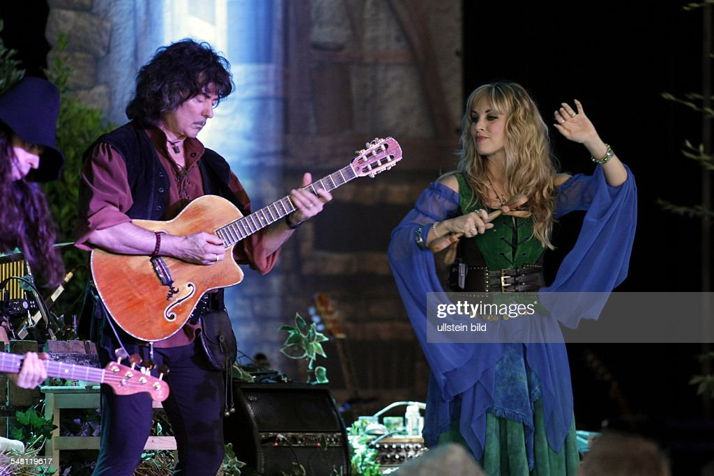 Blackmore s Night Band Renaissance inspired folk GB Ritchie