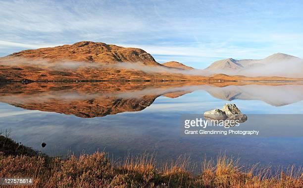Blackmount mountain reflection