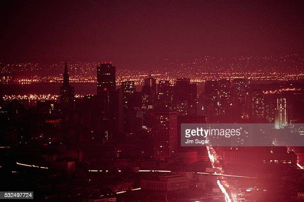 Blackout After the San Francisco Quake