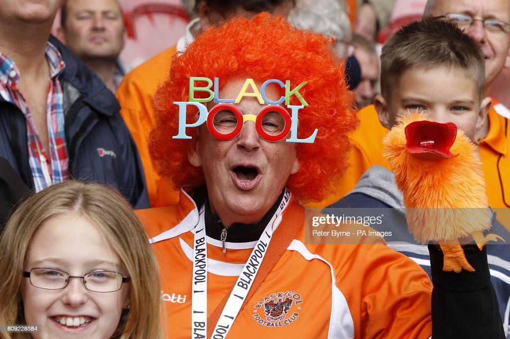 Soccer - Barclays Premier League - Blackpool v Bolton Wanderers - Bloomfield Road : News Photo