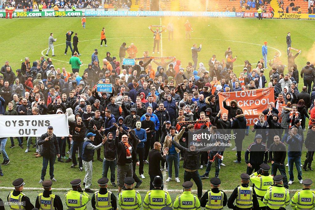 Blackpool v Huddersfield Town - Sky Bet Championship : News Photo