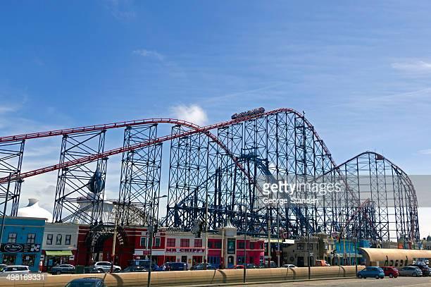 Blackpool Funfair