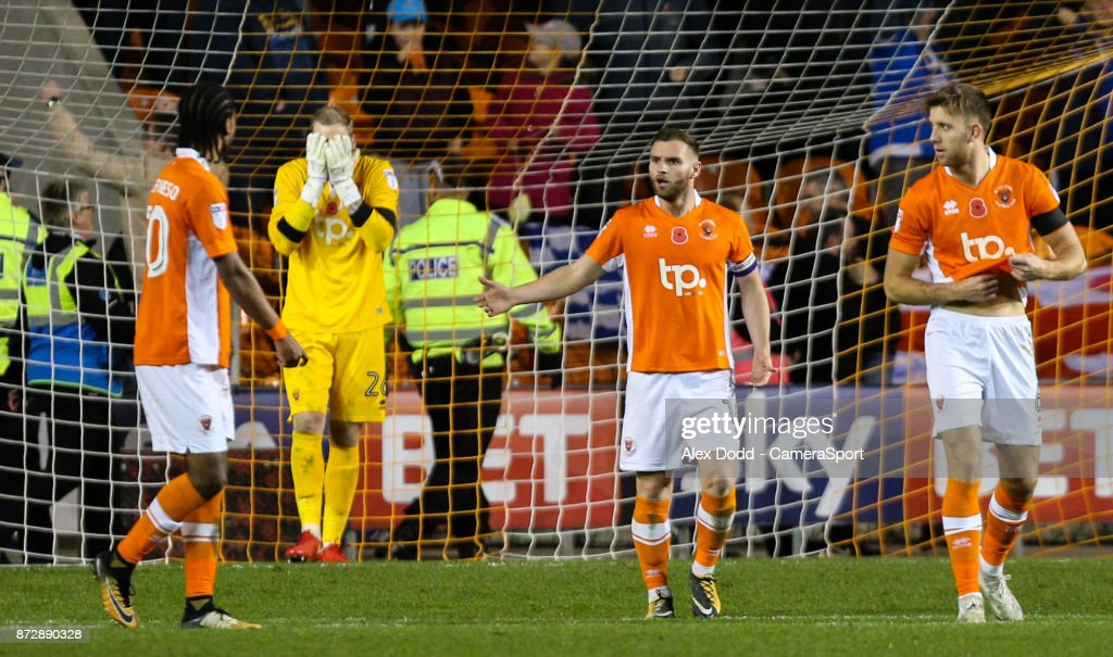 Blackpool v Portsmouth - Sky Bet League One