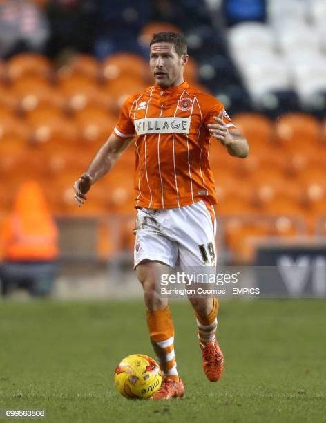 Blackpool's David Norris