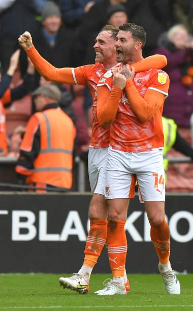 GBR: Blackpool v Preston North End - Sky Bet Championship