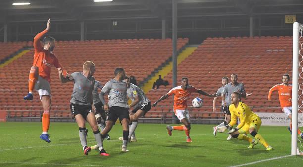 GBR: Blackpool v Charlton Athletic - Sky Bet League One